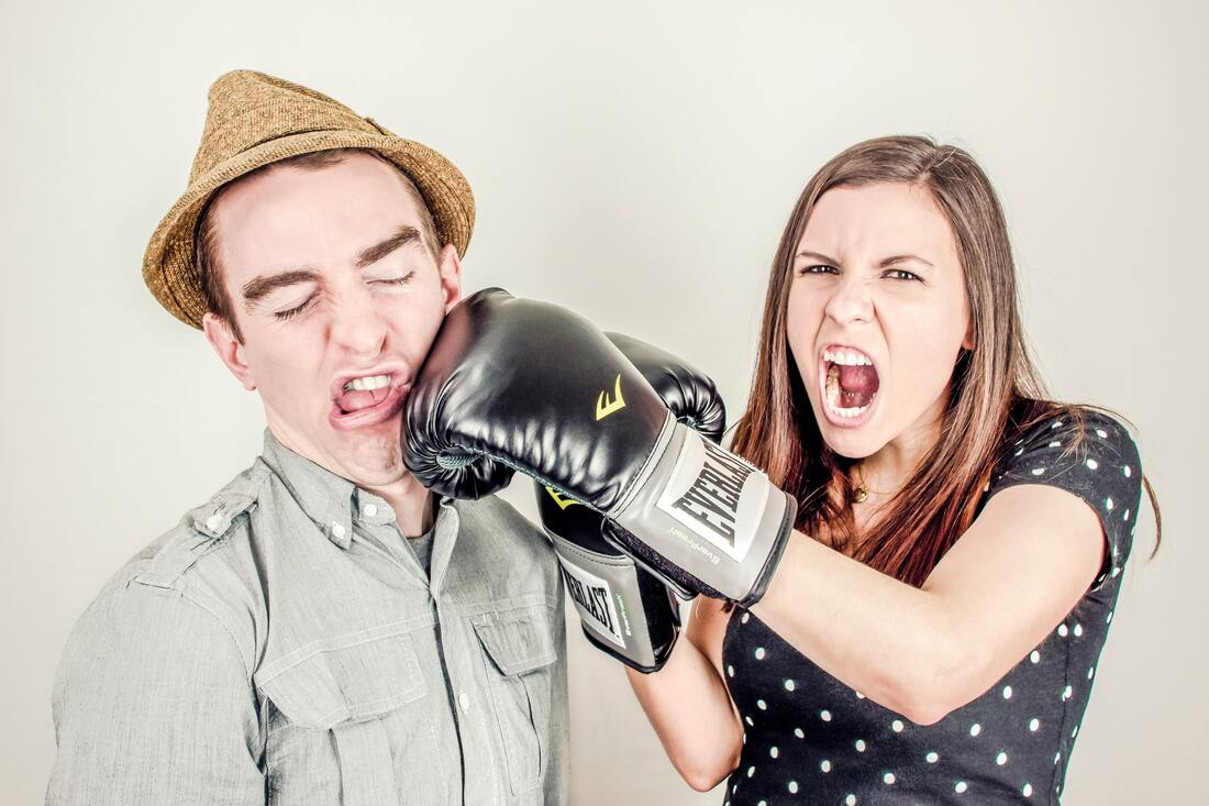 Pain from TMJ disorder can feel like being punched in the jaw.